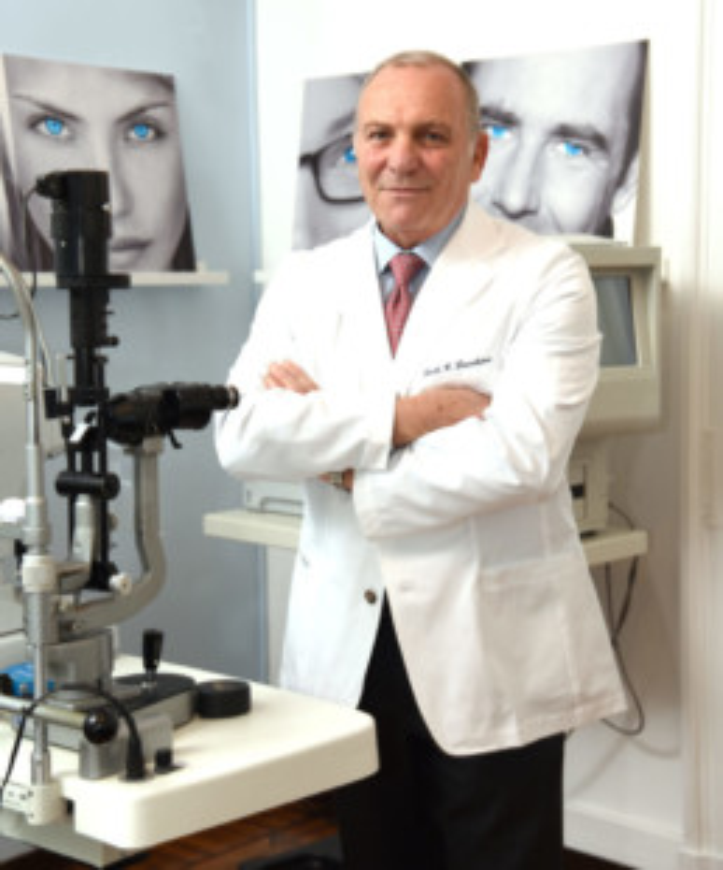 Dr Lucchini Claudio - Studio oculistico Lucchini Milano